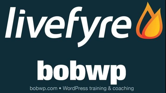 A Walk Through with the Livefyre Commenting System by Bob Dunn. In this video I invited Jeremy from Livefyre to give us a demonstration of all the features of this WordPress commenting system. I use it on my own blog, bobwp.com, and love it! http://www.livefyre.com/profile/11978735/