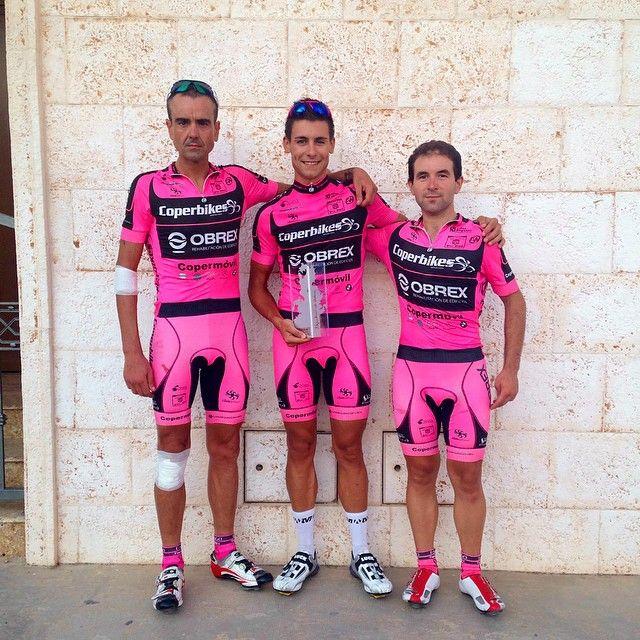 Hoy otro podio en #llombai 2do Senior y 19 general, gran trabajo del #cdcoperbikes #carreras #ciclismo #cycling #salice #valencia #moncada #master #yosoypinkpower