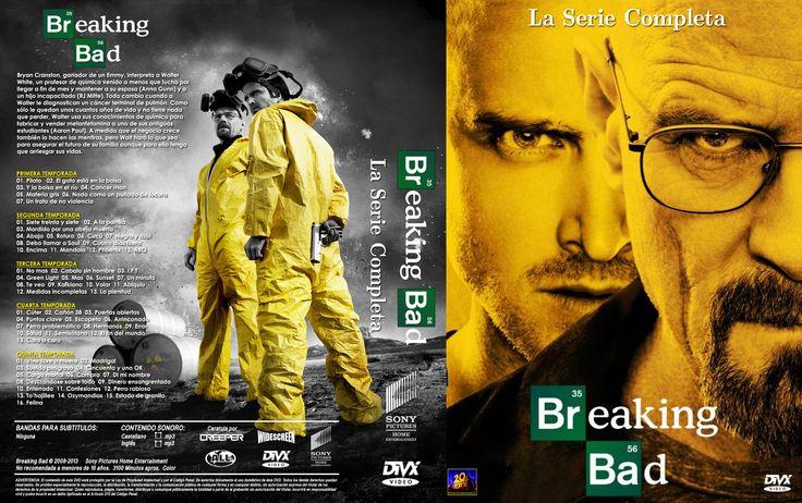 Breaking Bad: La serie completa. Sign. T DVD Series 4. http://encore.fama.us.es/iii/encore/record/C__Rb2599290?lang=spi