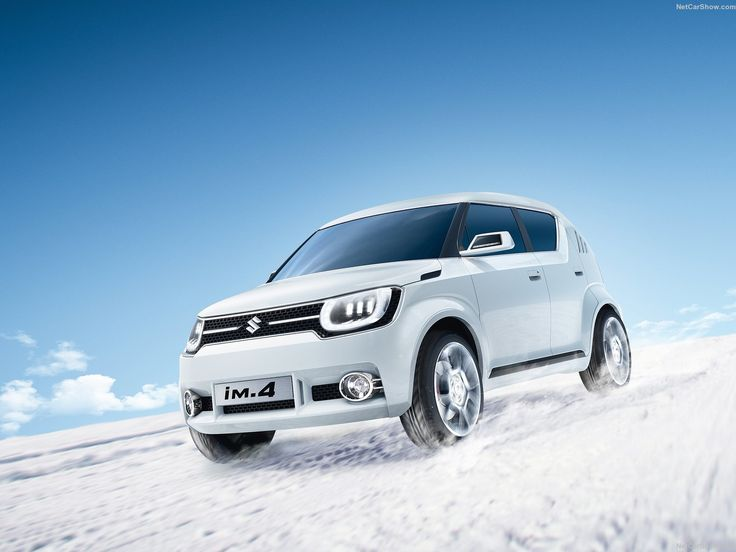Suzuki iM-4 Concept (2015)