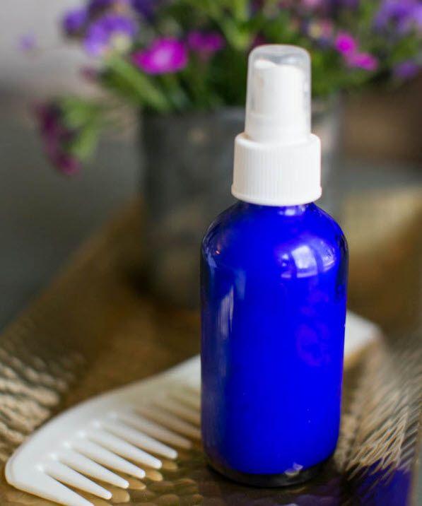 MSM Drops Know How | DIY Beauty | Coconut oil hair spray, Anti frizz