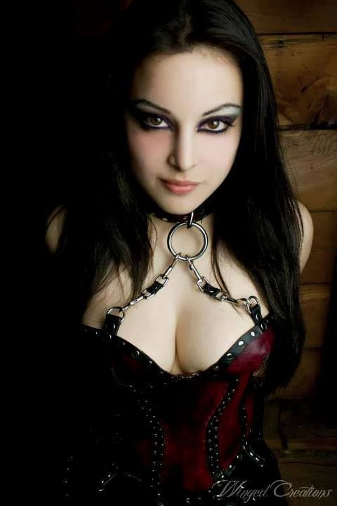362 Best Gothic Images On Pinterest  Gothic Beauty, Goth -2359
