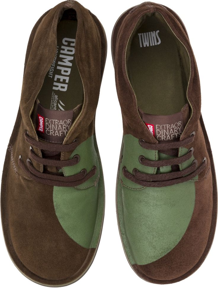 Camper Twins 36683-003 Ankle-boots Men. Official Online Store Taiwan