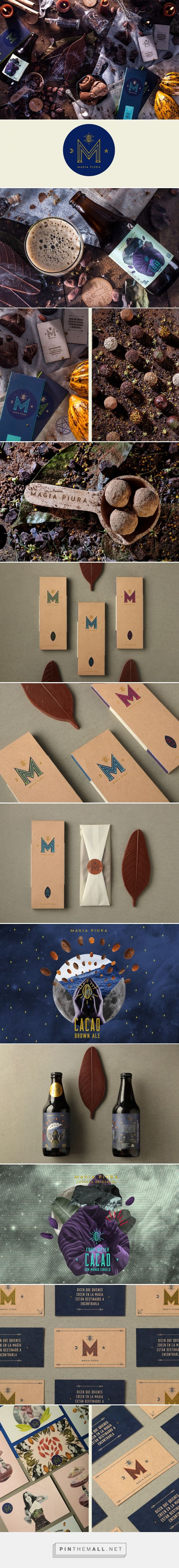 Magia Piura Chocolate Branding and Packaging by Alejandro Gavancho   Fivestar Branding Agency – Design and Branding Agency & Curated Inspiration Gallery
