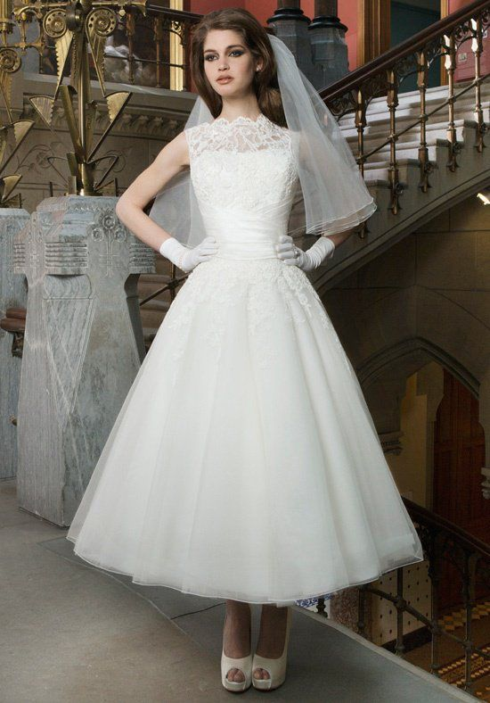 I Found This Wedding Dress On The Knot! What Do You Think?