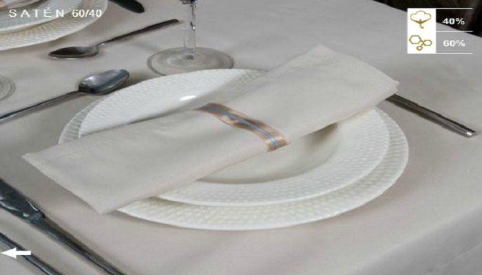 Fete de masa restaurante din damasc,teflonate,bumbac,brocard cu latime 320 cm.