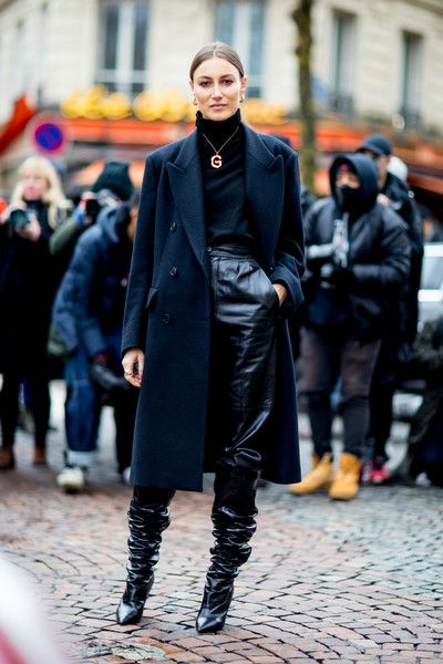 6eae7e23853 Paris Fashion Week Fall 2018 Attendees Pictures