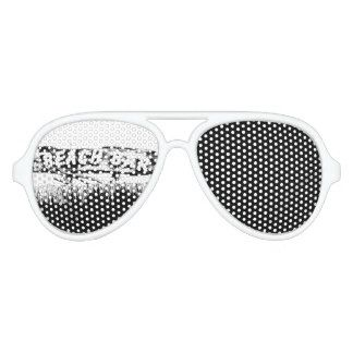 Beach Bar Aviator Sunglasses