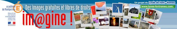 Banque d'images libres de droits et gratuites pour l'éducation. Im@gine!  http://imagine.ac-montpellier.fr/index.php?larg=1280stop=1une=0deroul=0haut=658