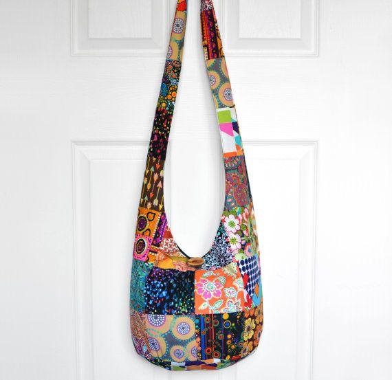 1000  ideer om Sling Bag Patterns på Pinterest | Egenlagde bagger