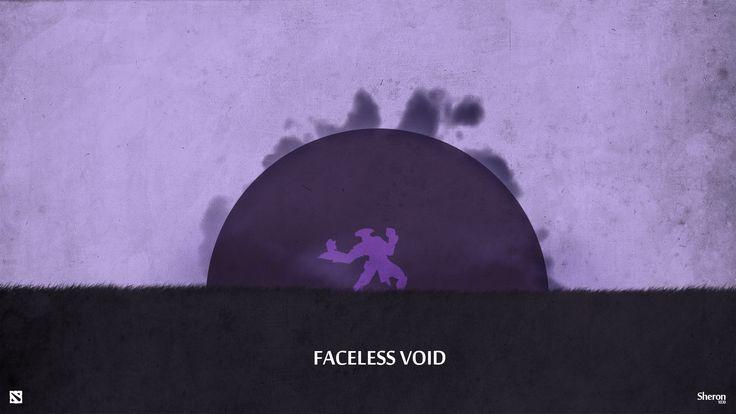 Dota 2 - Faceless Void Wallpaper by sheron1030.deviantart.com on @deviantART