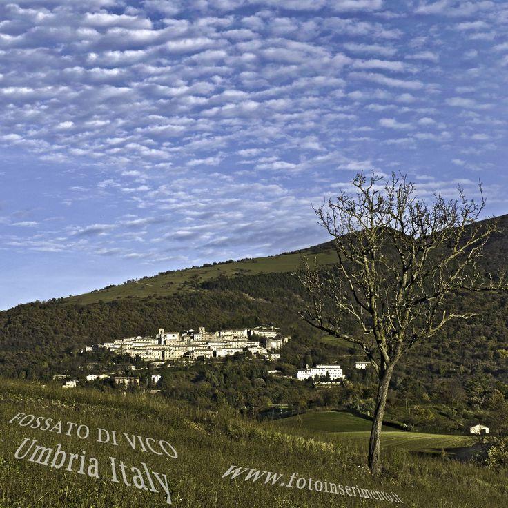 Fossato di Vico Perugia Umbria Italy