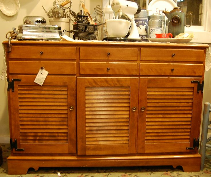 Craigslist White Kitchen Buffet: 183 Best Images About Buffets, Sideboards & Hutches On