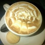 Psychedelichino at Sidewalk Cafe Blowing your mind, one #coffee at a time !
