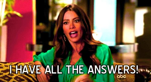 Pin for Later: Sofia Vergara's Most Over-the-Top Gloria Moments on Modern Family When She Convinces You to Trust Her Instincts