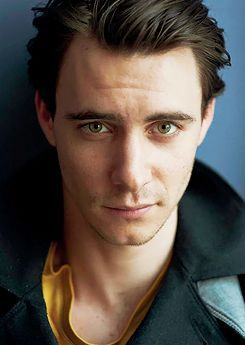 Harry Lloyd is the great-great-grandson of Charles Dickens! He's also a wonderful actor, esp. for his role as Herbert Pocket in Great Expectations as well as the quite creepy elder brother in the 'Family of Blood' episode from Doctor Who.