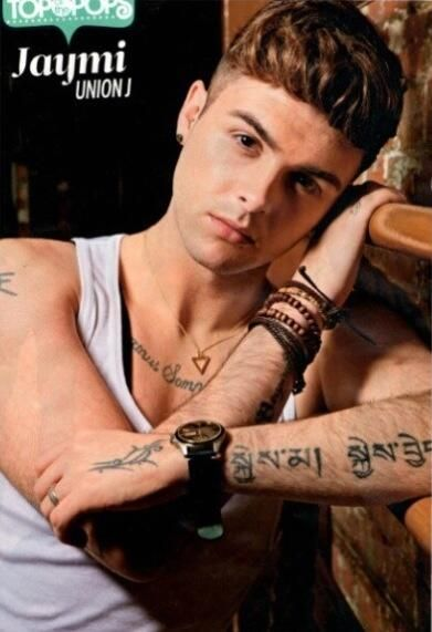top of the pops Jaymi