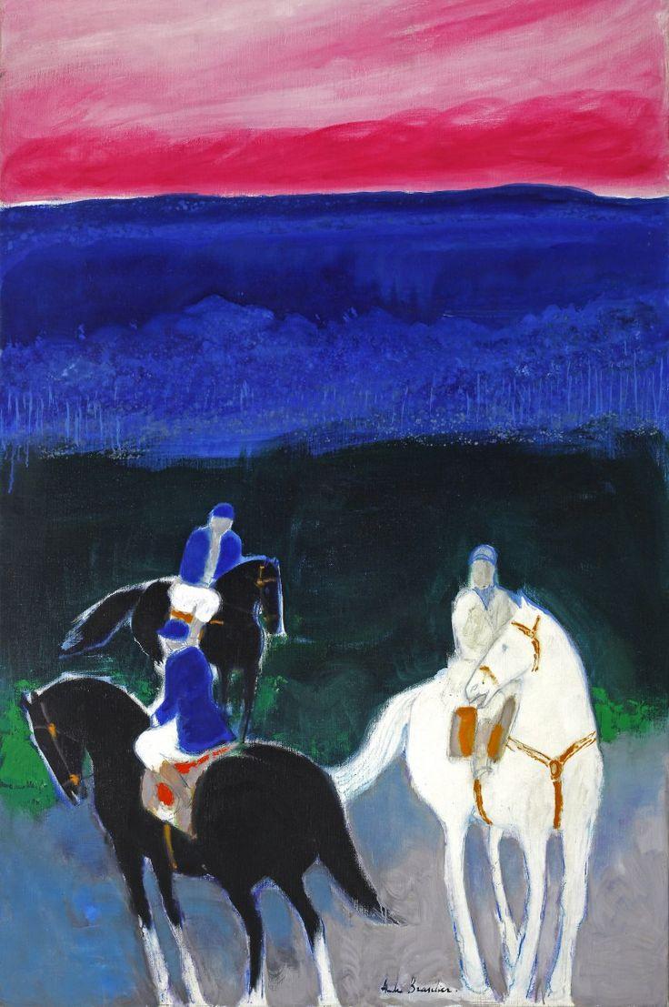 André Brasilier - Galerie