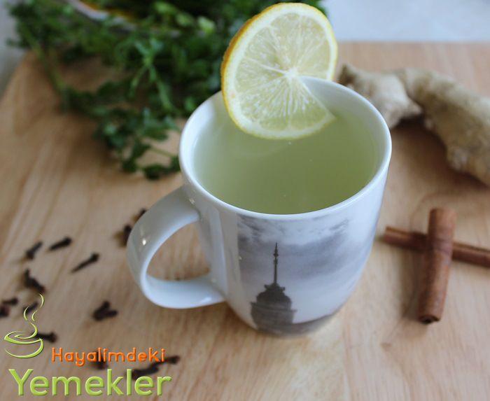 Metebolizmayı Hızlandıran Yağ Yakıcı Zayıflama çayı