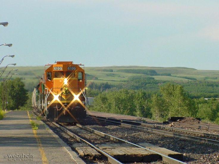 Train, Glacier National Park   My Pics, 2 ...