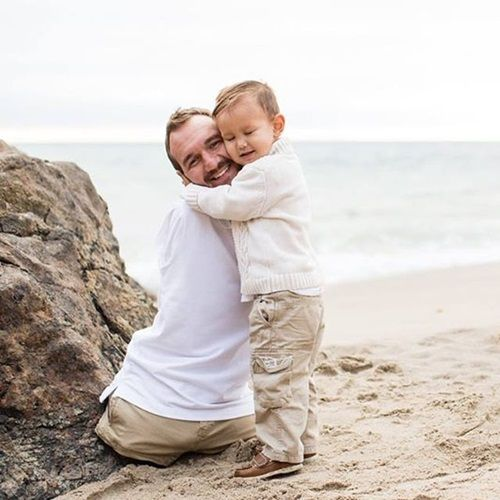 Nick Vujicic family