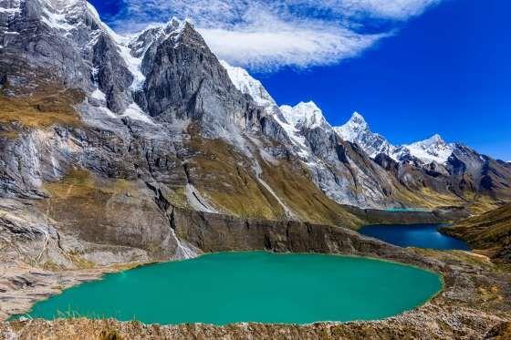 Monte Huascarán, Perú