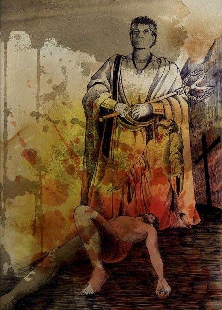 Ann Charlotte Boga - Pontius Pilate