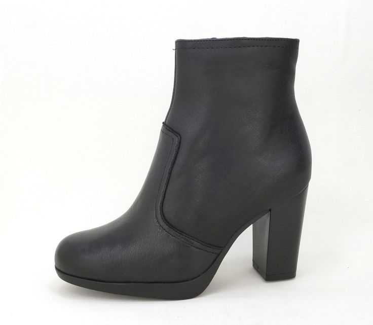 Froggie Black high heel ankle boot. Handmade Genuine Leather Boot.  R 1'449. Handcrafted in Durban, South Africa. Code: 10895 Shop for Froggie online https://www.thewhatnotshoes.co.za Free delivery within South Africa