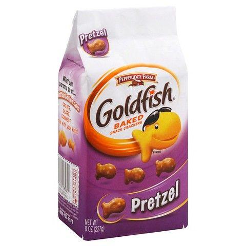 Pepperidge Farm® Goldfish Pretzel Baked Snack Crackers - 8 oz