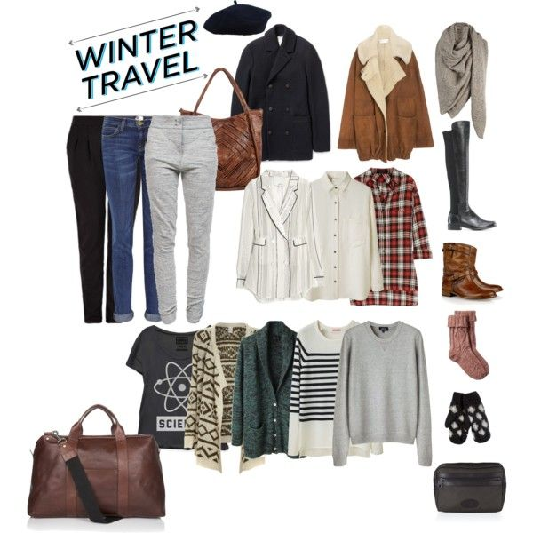 """""""Winter Travel"""" by draisling on Polyvore"""