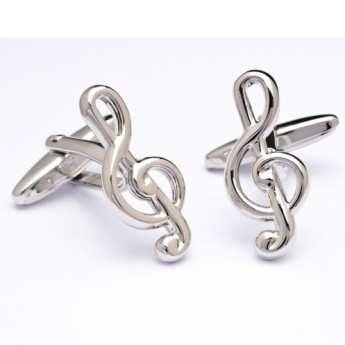 Music Cufflinks. http://www.tutunca.es/gemelos-clave-sol