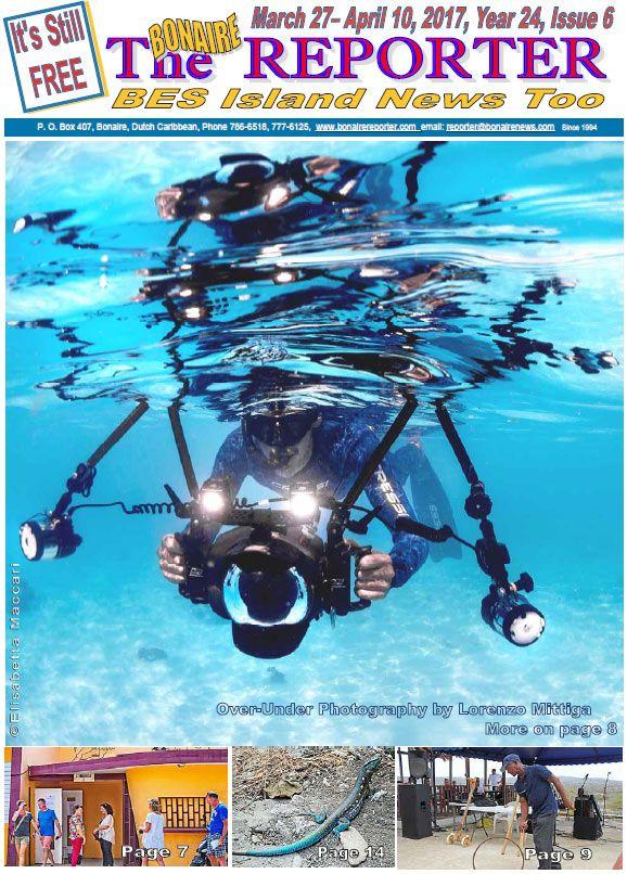 Bonaire Dutch Caribbean News in English