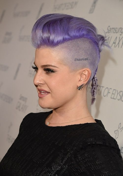 kelly osbourne mohawk - Google Search