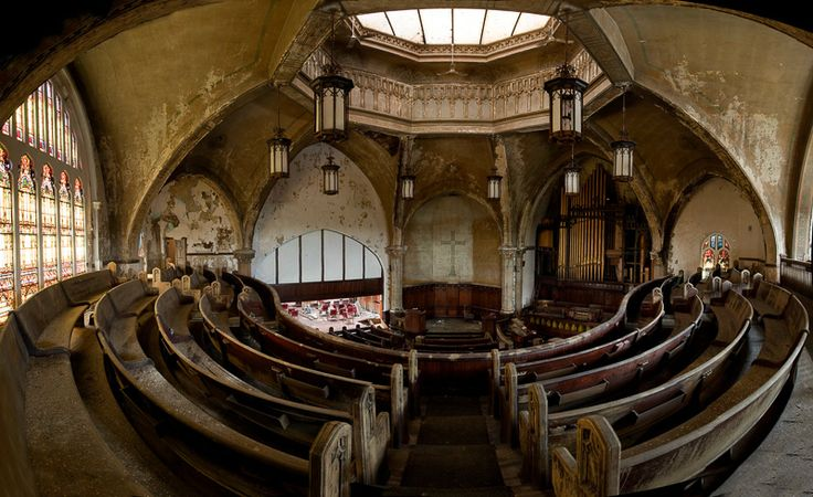 Detroiturbex.com - Woodward Avenue Presbyterian Church / Abyssinia Church of God in Christ