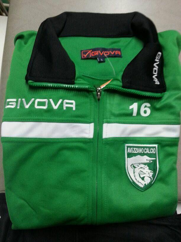 Givova: sponsor tecnico [2017-2018]
