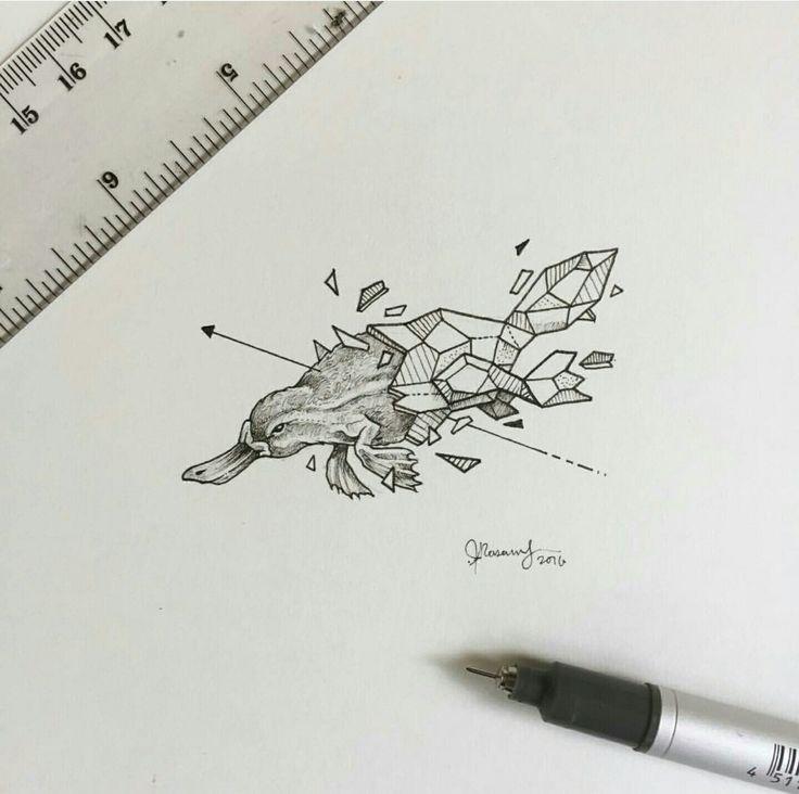 Geometric Beasts | Platypus