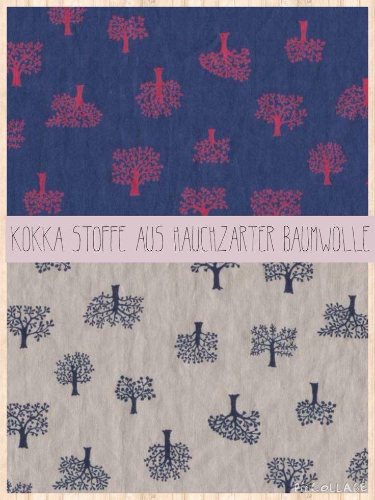 Sommerstoffe von Kokka