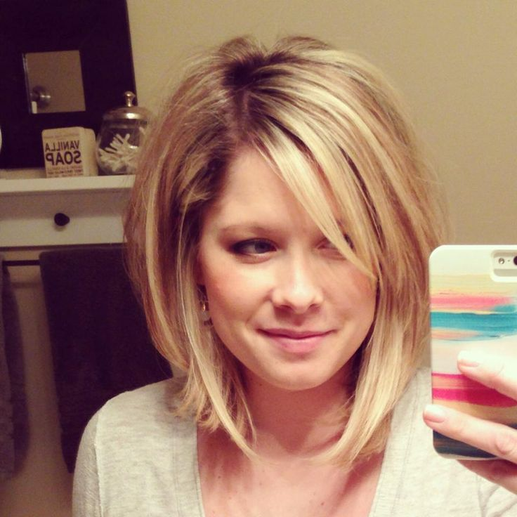 Astonishing 1000 Images About Medium Length On Pinterest Hair Cut Haircuts Hairstyles For Women Draintrainus