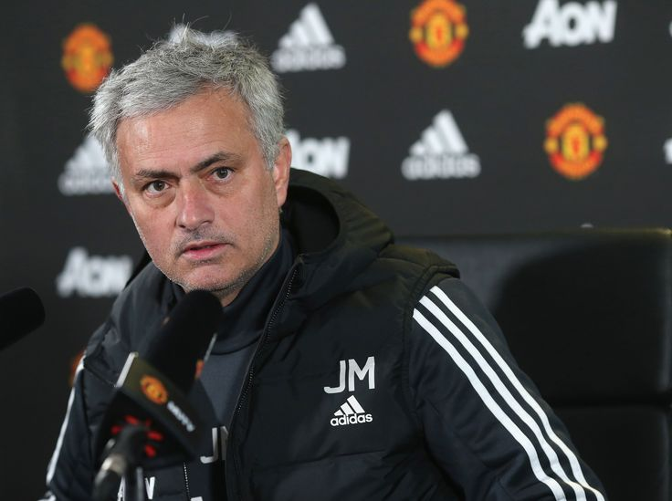 Injury news from Jose: United v Chelsea
