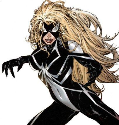 Arachne (Julia Carpenter) - Marvel Universe Wiki: The definitive online source for Marvel super hero bios.