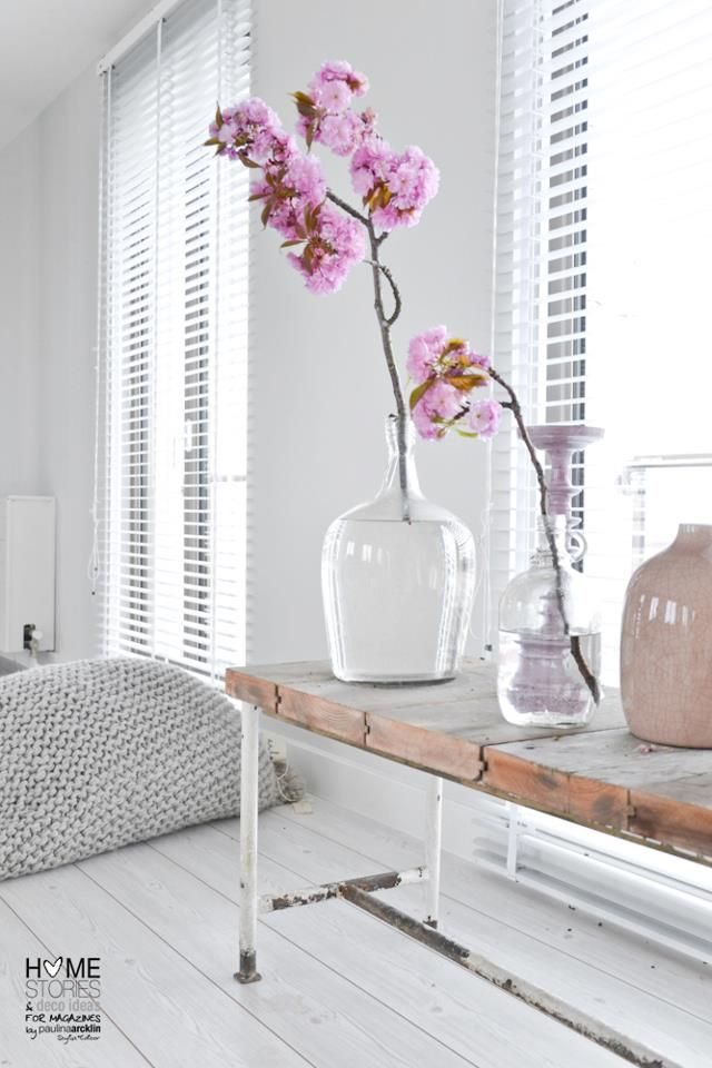WERANNA'S: Paulina Arcklin: Vt Wonen, Ideas, Vase, Interior, Inspiration, Decoration, Living Room, House, Flower