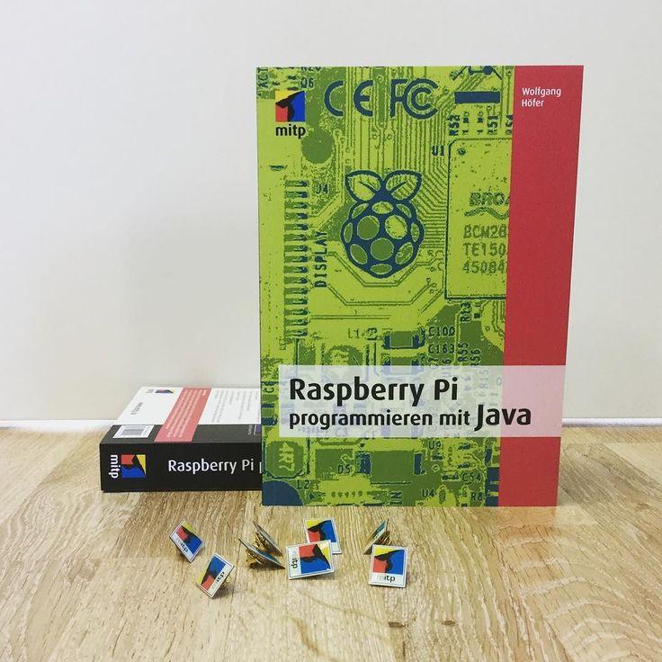 Something we loved from Instagram! Neues #Buch: Rasperry Pi programmieren mit Java  Alle Java-Grundlagen die Sie für Ihren RPi brauchen  Einsatz von Temperatursensoren Relais A/D-Wandlern analogen und digitalen Eingängen und Sensoren  Beispielprojekte aus der Hausautomation: Heizungssteuerung Zeitschaltuhr Alarmanlage Audio- und Lichtsteuerung Füllstandsanzeige Daten speichern und visualisieren  Alle Infos zum Buch unter: www.mitp.de/055 #raspberrypi #java #rpi #raspberryprojekte…