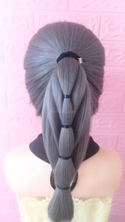 Hairstyle idea for outdoor sports