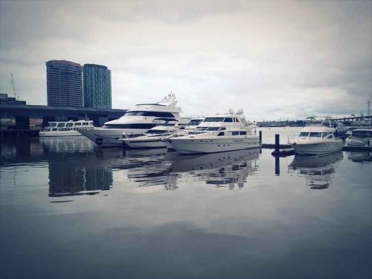 Dockland. Melbourne,