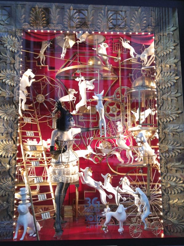 Best Images About Bergdorf Windows On Pinterest - The 8 best holiday window displays in the world