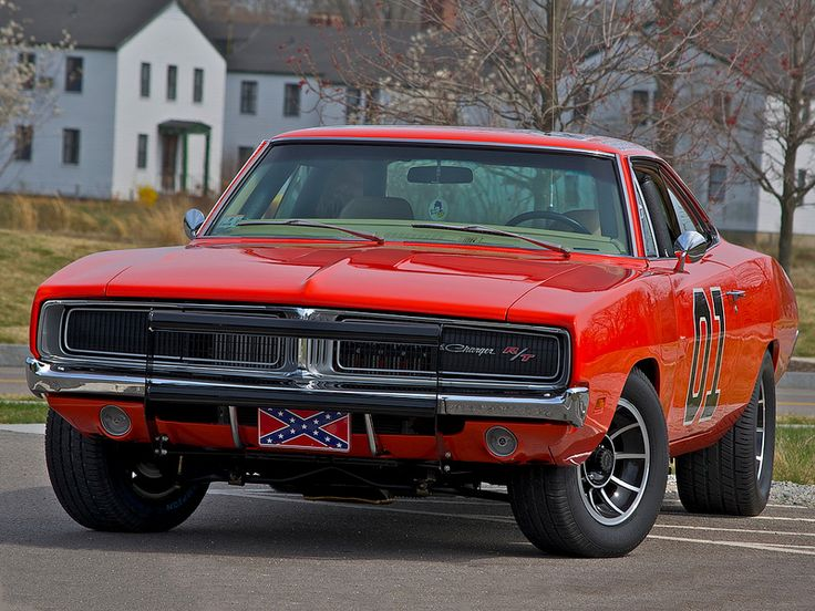 '69 Dodge Charger R/T General Lee.  Use to watch this show w/my Grandpa all the time....