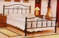 """Μεταλλικό κρεβάτι """"Κόμποι"""""""