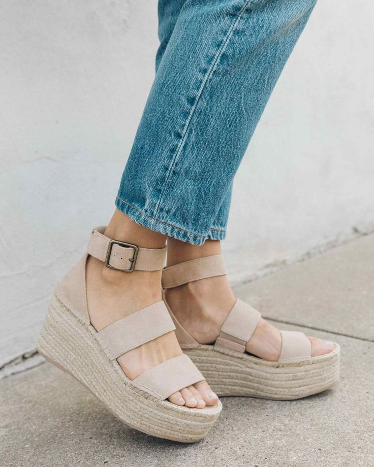 Palma Platform Sandal