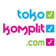 Belanja online aman dan nyaman dari TokoKomplit-Com - Barang Komplit, Harga Murah, dan Berkualitas