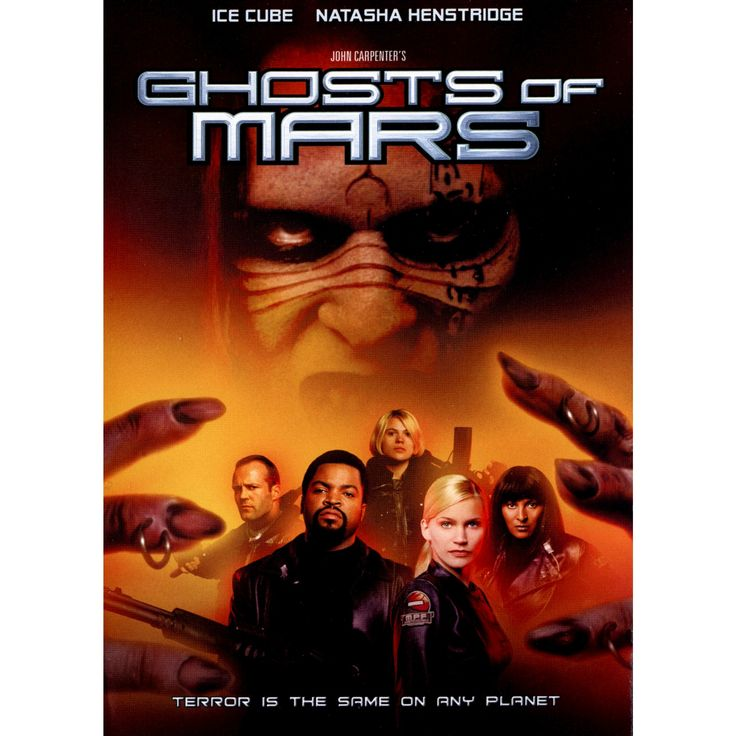 Ghosts of mars (Dvd), Movies